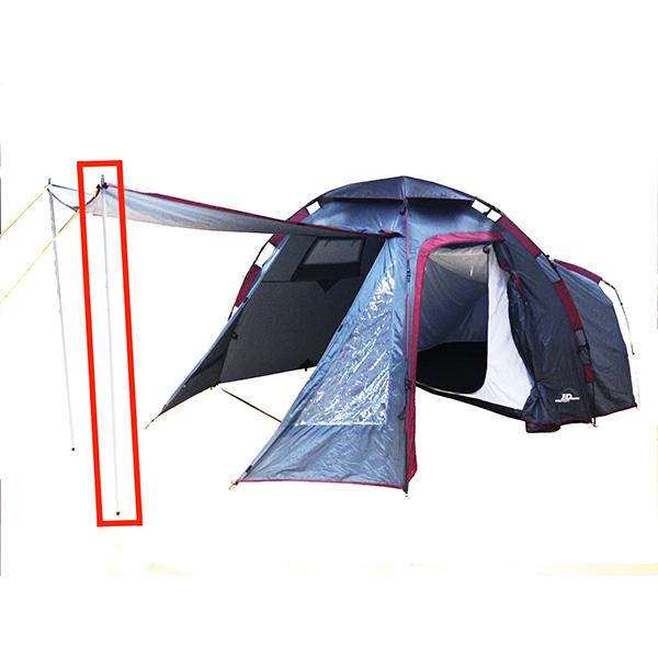 HD Camp Millenium teltstang til markisen LilleRolf's MC Shop