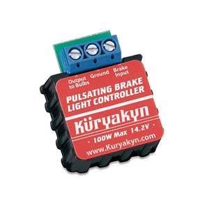Pulsating Brake Light Controller (Ea)
