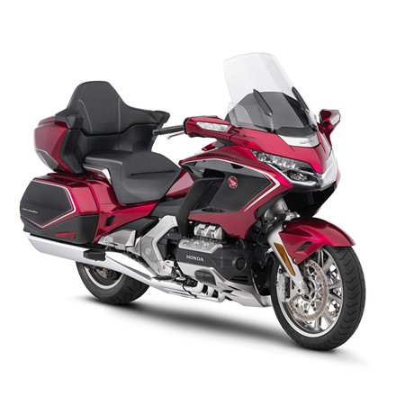 Honda GL1800 Gold Wing Tour DCT 2018