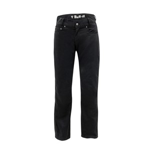 Bull-it SR6 6 Second 2016 Men's Carbon Black Jeans-Normal-34