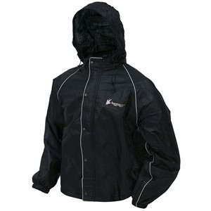 Road Toad Jacket, Black