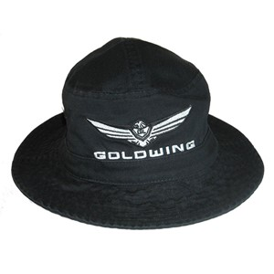 Gold Wing Bucket Hat