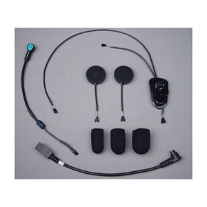 Performance Series Custom Integrated Headset for Nolan® N103