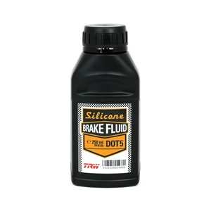 Brake Fluid DOT-5 Silicone