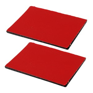 Rectangle Steel Adhesive Plates for RAM Power PlateT Series