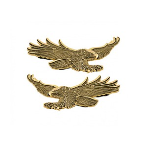 "4"" Flying Eagle Emblem"