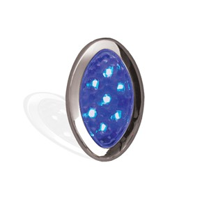 7 LED Accent Light Blue
