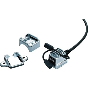 Power Port USB Universal Chrome