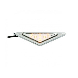 Amber Pyramid Side Marker LED Light
