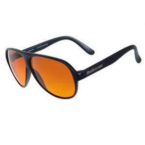 Black Nylon Original Aviator BluBlocker