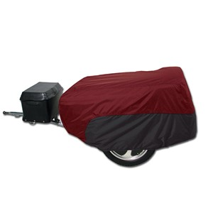 Cranberry Black Trailer TC