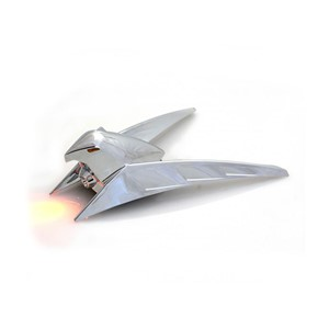 Chrome LED Lighted Eagle Ornament all GLs Redesign