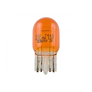 Amber Front Directional Replacement Bulb 12V 12/5W