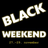 Black Weekend 27.-29. november