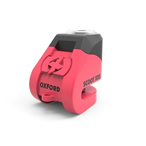 Scoot XD5 Disc Lock Pink