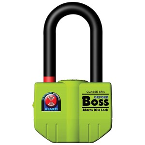 Boss Alarm Disc Lock (14mm)