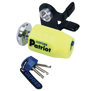 Patriot Disc Lock