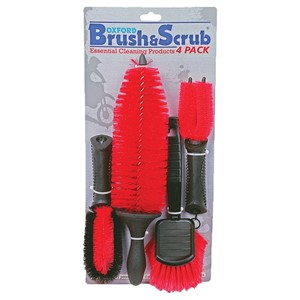 Brush and Scrub